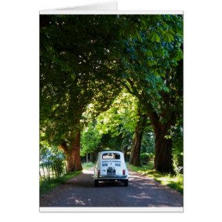 Cinquecento Fiat 500 Greeting Card