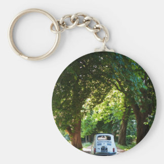 Cinquecento Fiat 500 Keychains
