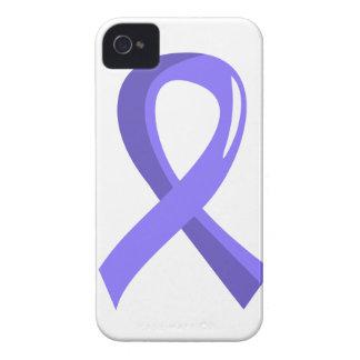Cinta 3 del bígaro del cáncer de estómago Case-Mate iPhone 4 carcasa