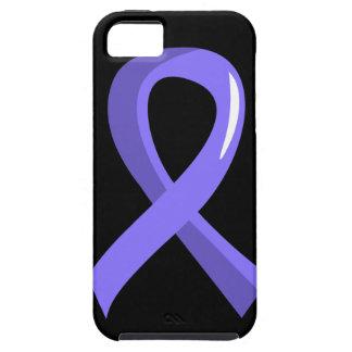 Cinta 3 del bígaro del cáncer de estómago iPhone 5 carcasa