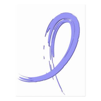 Cinta A4 del bígaro del cáncer de estómago Tarjeta Postal