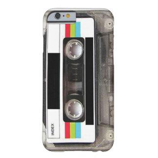 Cinta adaptable de la mezcla funda de iPhone 6 slim