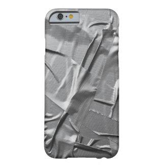 cinta aislante 1 del caso del iPhone 6 Funda Para iPhone 6 Barely There