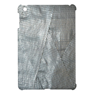 Cinta aislante de plata divertida iPad mini coberturas