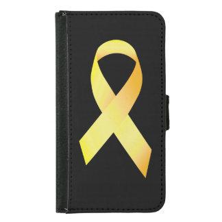 Cinta amarilla de la prevención del suicidio