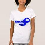 Cinta anal del superviviente del cáncer camisetas