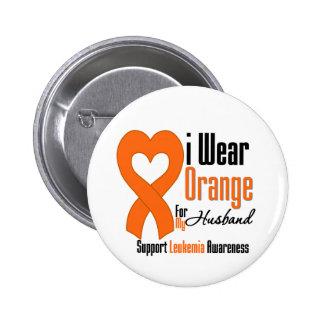 Cinta anaranjada del desgaste de la leucemia I par Pins