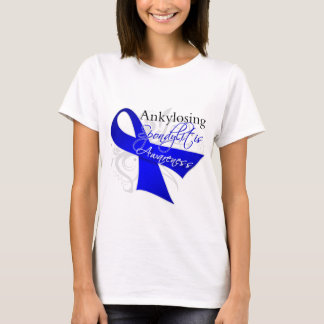 Cinta Ankylosing de la conciencia de Spondylitis Playera
