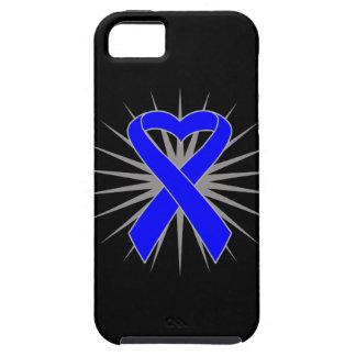 Cinta Ankylosing del corazón de la conciencia de iPhone 5 Funda
