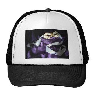 Cinta blanca gorras de camionero