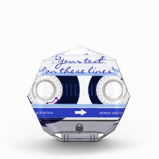 Cinta de casete - azul -