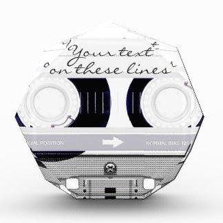 Cinta de casete - blanco -