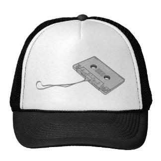 Cinta de casete compacta - cinta magnetofónica gorro