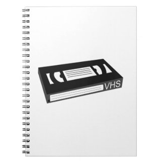 Cinta de casete de VHS Libro De Apuntes