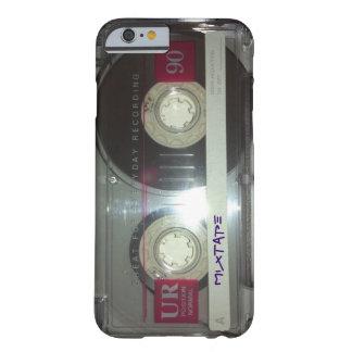 Cinta de casete del vintage - Mixtape Funda De iPhone 6 Barely There
