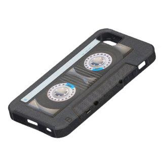 Cinta de casete iPhone 5 carcasas
