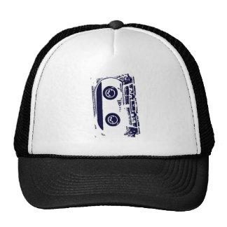 Cinta de casete gorra