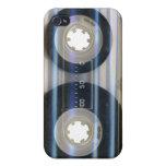 Cinta de casete iPhone 4 carcasas