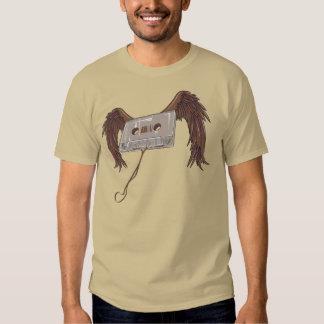 Cinta de casete retra 70s del KRW con la camiseta Playeras