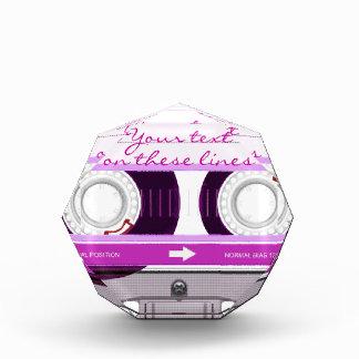 Cinta de casete - rosa -