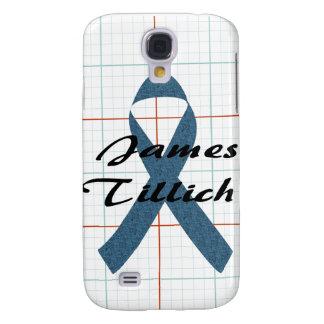 Cinta de James Tillich Funda Para Galaxy S4