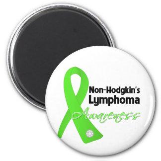 Cinta de la conciencia del linfoma de Non-Hodgkins Iman De Nevera