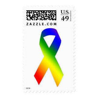 Cinta de la conciencia del orgullo gay envio