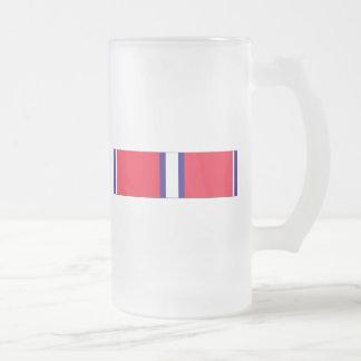 Cinta de la conducta de la reserva del guardacosta tazas de café