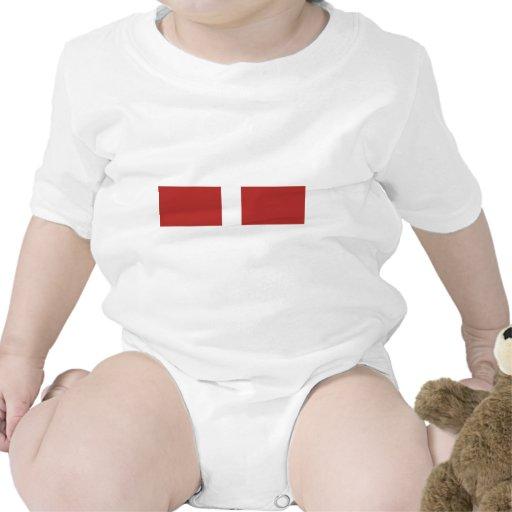 Cinta de la conducta del guardacostas buena traje de bebé
