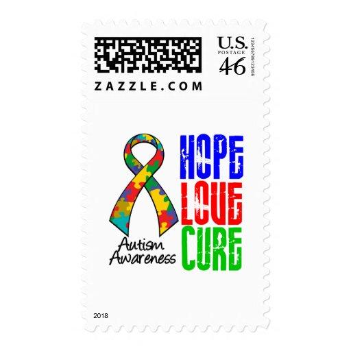 Cinta de la curación del amor de la esperanza del  envio