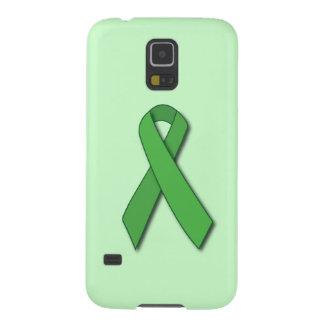 Cinta de la enfermedad de Lyme Fundas Para Galaxy S5