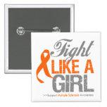 Cinta de la esclerosis múltiple - lucha como un ch pin