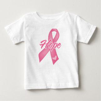 Cinta de la esperanza - cáncer de pecho polera