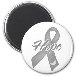 Cinta de la esperanza - diabetes imán de frigorifico
