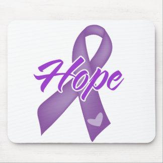 Cinta de la esperanza - lupus tapetes de raton
