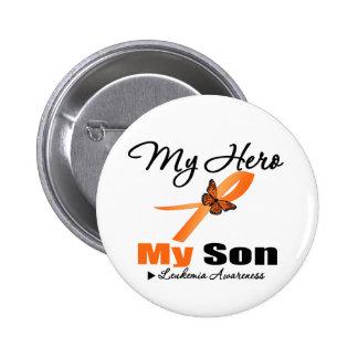 Cinta de la leucemia mi HÉROE mi hijo Pins