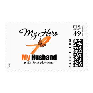 Cinta de la leucemia mi HÉROE mi marido Sello