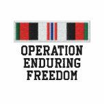 Cinta de la libertad de operación que aguanta camiseta polo
