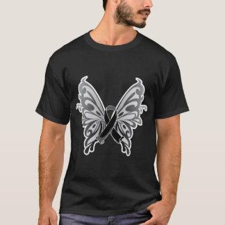 Cinta de la mariposa del cáncer de piel playera