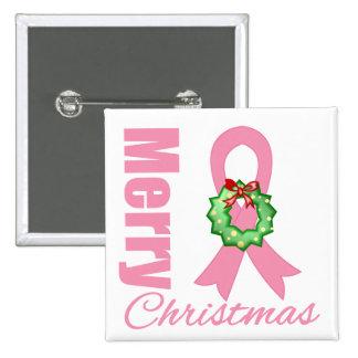 Cinta de las Felices Navidad de la conciencia del  Pins