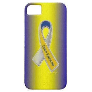 Cinta de Síndrome de Down, caso del iPhone iPhone 5 Case-Mate Protectores