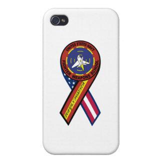 Cinta de Top Gun iPhone 4 Carcasa