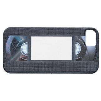Cinta de VHS iPhone 5 Fundas