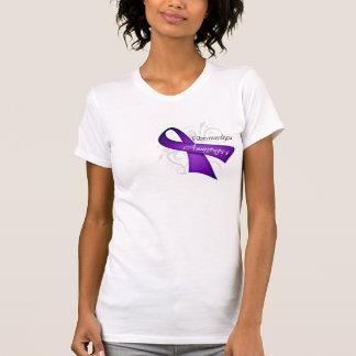 Cinta de voluta - conciencia del Fibromyalgia Remeras