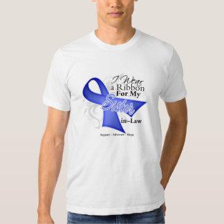 Cinta del bígaro de la cuñada - cáncer de estómago remera
