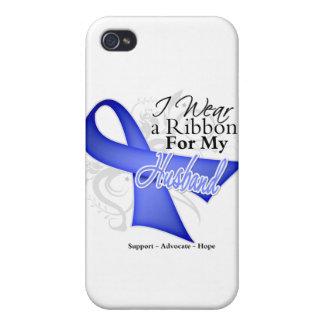 Cinta del bígaro del marido - cáncer de estómago iPhone 4/4S funda