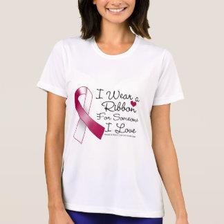 Cinta del cáncer de cabeza y cuello alguien amor poleras