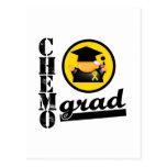 Cinta del cáncer de la niñez del graduado de Chemo Postal