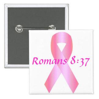 Cinta del cáncer de pecho 8 37 de los romanos pin