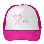 Cinta del cáncer de pecho (personalizable) gorro